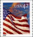 [Flags - Self-Adhesive Coil Stamps, Typ FHO2]