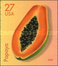 [Tropical Fruits - Self-Adhesive Coil Stamps, Typ FIO1]