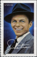 [The 10th Anniversary of the Death of Frank Sinatra - Self-Adhesive, Typ FJB]
