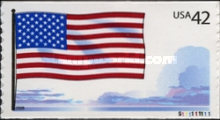 [Flags of our Nation - Self-Adhesive Coil Stamps, Typ FJK]