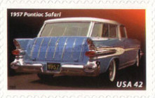 [Classic 1950's Cars - Self Adhesive Stamps, Typ FMA]