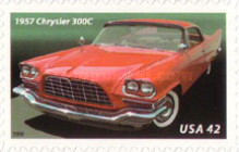 [Classic 1950's Cars - Self Adhesive Stamps, Typ FMB]