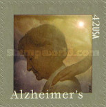 [Alzheimer's Awareness - Self-Adhesive Stamp, Typ FME]