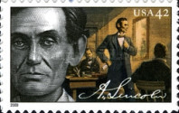 [The 200th Anniversary of the Birth of Abraham Lincoln, 1809-1865 - Self-Adhesive Stamps, Typ FMT]
