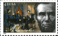 [The 200th Anniversary of the Birth of Abraham Lincoln, 1809-1865 - Self-Adhesive Stamps, Typ FMV]