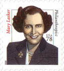 [Distinguished Americans - Mary Lasker, 1900-1994. Self-Adhesive Stamp, Typ FNQ]
