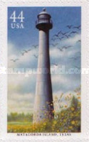 [Gulf Coast Lighthouses - Self Adhesive Stamps, Typ FOA]