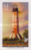 [Gulf Coast Lighthouses - Self Adhesive Stamps, Typ FOB]
