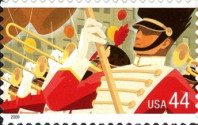 [Thanksgiving Day Parade - Self-Adhesive Stamps, Typ FPJ]