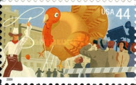 [Thanksgiving Day Parade - Self-Adhesive Stamps, Typ FPL]