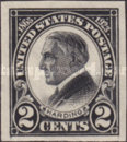 [Harding Memorial Issue - Stamps are 22¼mm High, Typ FQ1]