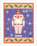 [Christmas - Self Adhesive Stamps, Typ FQE]