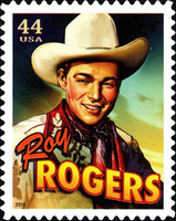 [Cowboys of the Silver Screen - Self-Adhesive Stamps, Typ FRL]