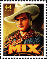 [Cowboys of the Silver Screen - Self-Adhesive Stamps, Typ FRM]