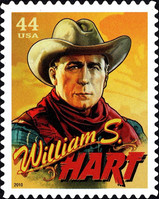 [Cowboys of the Silver Screen - Self-Adhesive Stamps, type FRN]