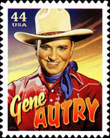 [Cowboys of the Silver Screen - Self-Adhesive Stamps, Typ FRO]