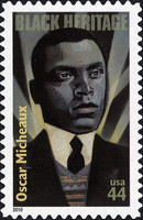 [Black Heritage - Oscar Micheaux, 1884-1951 - Self-Adhesive Stamp, type FSD]