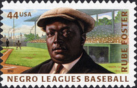 [Negro Leagues Baseball - Self-Adhesive Stamps, Typ FSF]