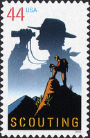 [Scouting - Self-Adhesive Stamps, Typ FSL]