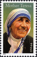 [The 100th Anniversary of the Birth of Mother Teresa, 1910-1997 - Self-Adhesive Stamp, Typ FSX]
