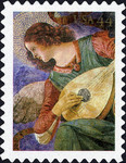 [Christmas - Paintings - Self-Adhesive Stamp, Typ FSZ]