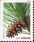 [Christmas - USA Forever - Self-Adhesive Stamps (44 cents), Typ FTA]