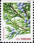 [Christmas - USA Forever - Self-Adhesive Stamps (44 cents), Typ FTB]