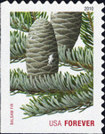 [Christmas - USA Forever - Self-Adhesive Stamps (44 cents), Typ FTC]