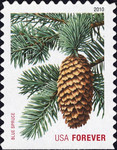 [Christmas - USA Forever - Self-Adhesive Stamps (44 cents), Typ FTD]