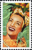 [Latin Music Legends - Self Adhesive Stamps (44 cents), Typ FTN]