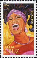 [Latin Music Legends - Self Adhesive Stamps (44 cents), Typ FTQ]