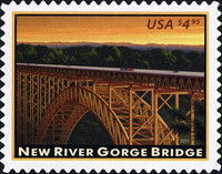 [Bridges - Express Stamp. Self-Adhesive, Typ FUA]