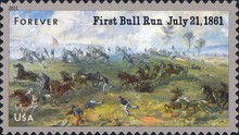 [American Civil War - Self-Adhesive Stamps (44 cents), Typ FUD]