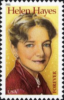 [Helen Hayes, 1900-1993 - Self-Adhesive Stamp (44 cents), Typ FUW]