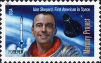 [Space Missions - Self-Adhesive Stamps (44 cents), Typ FUY]