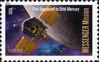 [Space Missions - Self-Adhesive Stamps (44 cents), Typ FUZ]