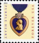 [Purple Heart - Self-Adhesive Stamp (44 cents), Typ FVA]