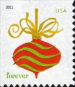 [Christmas - Self-Adhesive Stamps (44 cents), Typ FXF1]