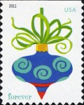 [Christmas - Self-Adhesive Stamps (44 cents), Typ FXG]