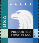 [Eagle - Self-Adhesive Stamps (25 cents), Typ FXM]