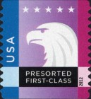 [Eagle - Self-Adhesive Stamps (25 cents), Typ FXM1]