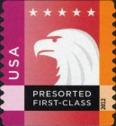 [Eagle - Self-Adhesive Stamps (25 cents), Typ FXM2]