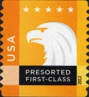 [Eagle - Self-Adhesive Stamps (25 cents), Typ FXM3]