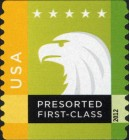 [Eagle - Self-Adhesive Stamps (25 cents), Typ FXM4]