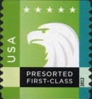 [Eagle - Self-Adhesive Stamps (25 cents), Typ FXM5]