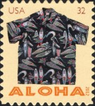 [Aloha - Hawaii Shirts - Self-Adhesive Stamps, Typ FXP]
