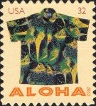 [Aloha - Hawaii Shirts - Self-Adhesive Stamps, Typ FXR]