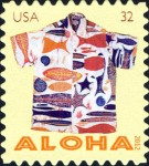 [Aloha - Hawaii Shirts - Self-Adhesive Stamps, Typ FXS]