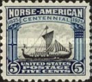 [Norse-American Issue, Typ FY]