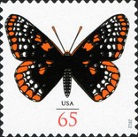 [Butterflies - Self-Adhesive Stamp, Typ FYA]